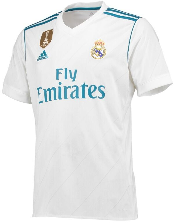 Trikot Adidas Real Madrid 2017-2018 Home Home Home WC - Modric 10 876280