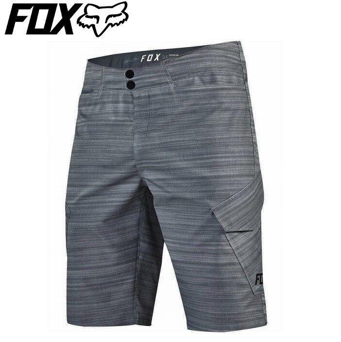 Fox Ranger Cargo MTB Shorts 2017  Heather grigio  Dimensiones 34, 36, 38, 40