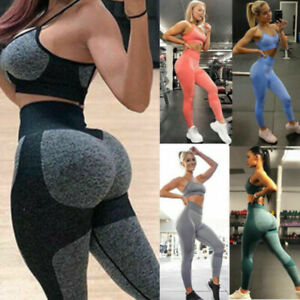 Women-High-Waisted-Yoga-Pants-Seamless-Fitness-Leggings-Sports-Stretch-Workout