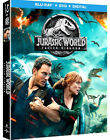 Jurassic World: Fallen Kingdom (Blu-ray/DVD, 2018)