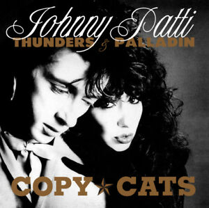 JOHNNY-THUNDERS-amp-PATTI-PALLADIN-039-Copy-Cats-039-new-sealed-CD-excellent-covers