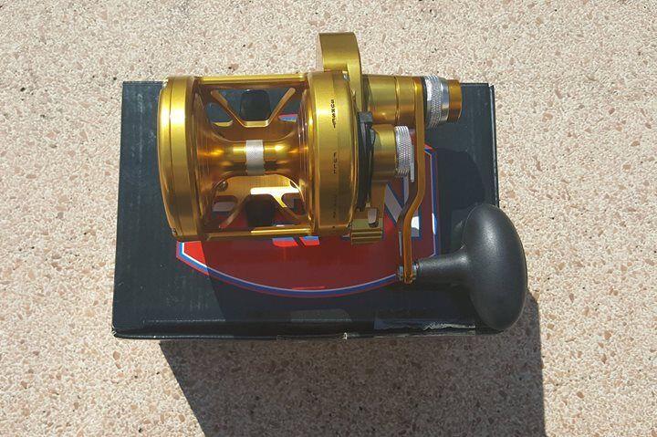 Mulinello da Traina Penn Torque 30NLD2 Doppià Velocità  Made in Usa