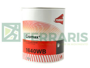 Resin-Dupont-Cromax-W1640-Binder-For-Painting-Waterbase-Couche-Body-car-3-5-Lt
