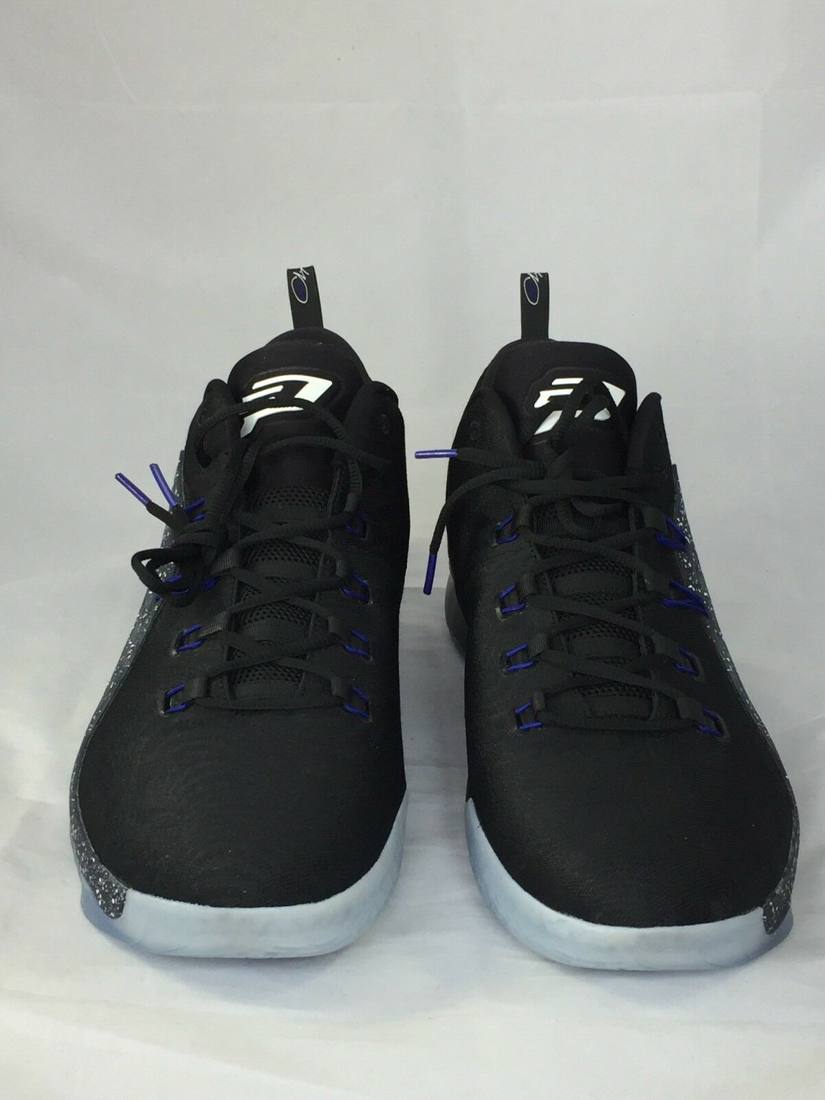 New Nike Jordan CP3.X Black White Concord SZ 18 18 18 Men Sneakers 950574