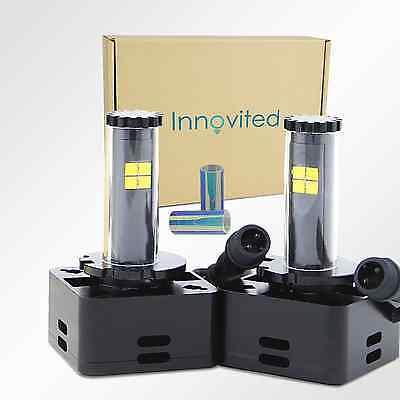 Innovited D1S D1R LED Headlight Conversion Kit 80w CREE 6000K White Light Bulbs