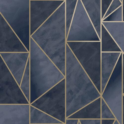 Charon Metallic Geometric Wallpaper 2020 Arrival