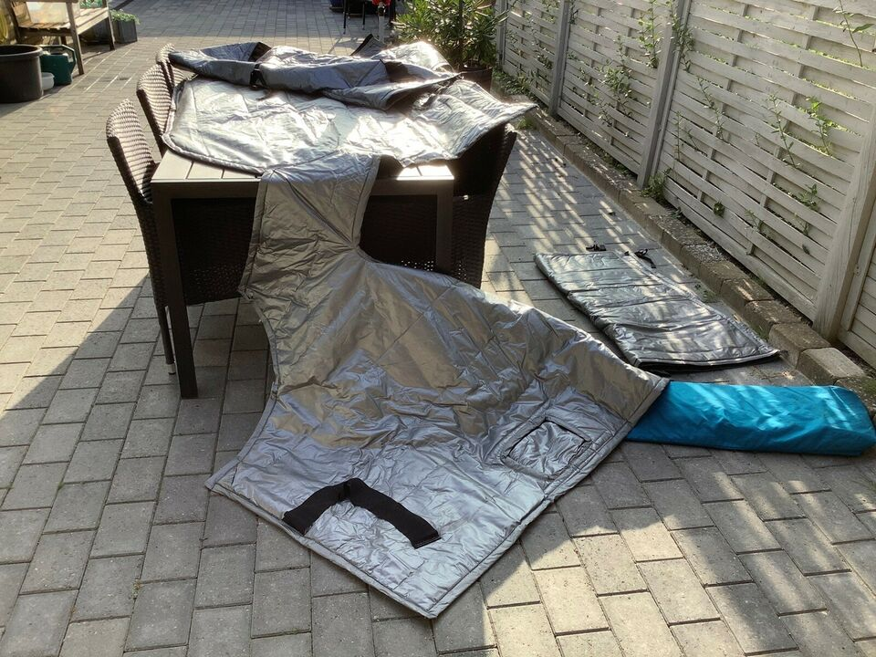 Thermo cover til autocamper