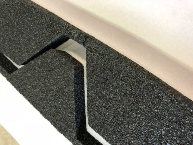 10 pack PROFILE 6  Foam Eaves Infill Fillers