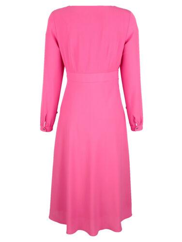 Marken Rüschen 40 42 Mit 1118801361 Gr Pink Am Kleid Arm v4ZW0r4S