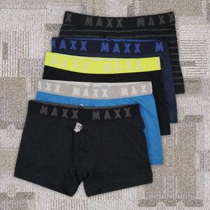 5 Pack Cheap Buy MAXX Target Men s Boxer Briefs Trunks Underwear ... 56e25209abe6