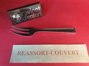 Fork-Fish-16-8-cm-Polo-Ravinet-D-Enfert-Beautiful-Condition-Metal-Silver