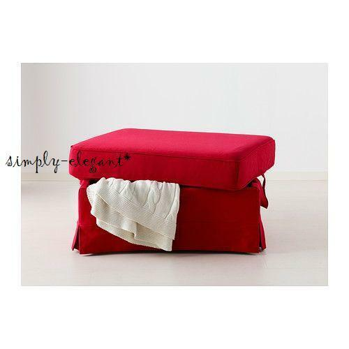 enlarge brookstone slipcover ticking ottoman at blend now stripe buy cotton pd