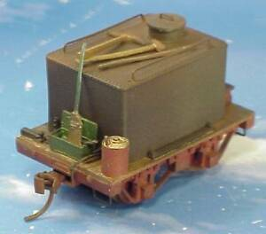 O//On3//On30 WISEMAN MODEL SERVICES PARTS 0310 FREIGHT CAR K-BRAKE CYLINDERS