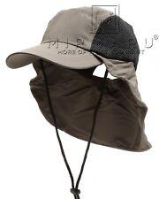 item 1 MIRMARU Men and Women s Summer Outdoor Sun Protection Safari Bucket  Hat Cap -MIRMARU Men and Women s Summer Outdoor Sun Protection Safari Bucket  Hat ... 902314d4bf2