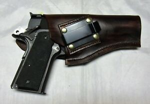 Right-Hand-IWB-Concealment-Holster-for-1911-Pistol-and-Variants