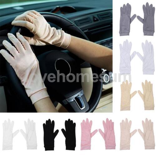 Seide Handschuhe Thermal Liner Glove Inner Schwarz