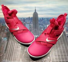 meet 2985c 309dd Nike Lebron Soldier IX Breast Cancer Awareness Shoes Sz 12 ...