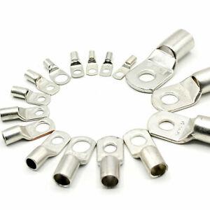 Rohrkabelschuhe-Kabelschuhe-unisoliert-1-5-2-5-4-6-10-16-25-35-50-70-90-120-mm