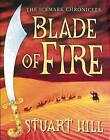 Blade of Fire by Stuart Hill (Paperback, 2007)