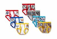 Thomas The Train Toddler Boys' Briefs 7 Pair Pack Multi 4t Free Shipping