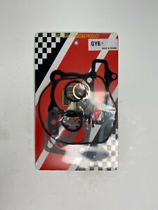 Scooter GY6 150cc High Quality Top End Gasket Set CHOOSE SIZE