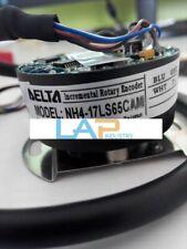 1pcs New Delta servo motor encoder NH4-17LS65CAT
