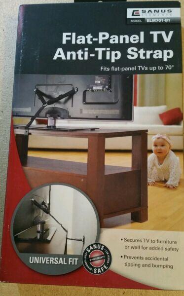 100% Kwaliteit Sanus Elm701 Anti Tip Strap