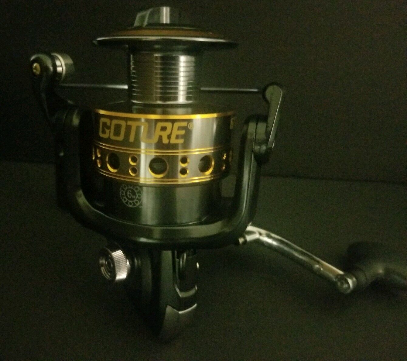 Goture Spinning Fishing Reel GT 7000 V. Gear Ratio 4.7 1 BB 6+1