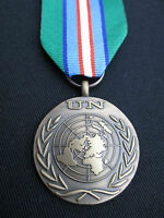 BRITISH ARMY,PARA,SAS,RAF,RM,SBS - UN Military Medal & Ribbon CAMBODIA (2) F/S