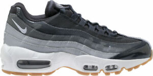 detailed look b5486 42831 Details about Nike Air Max 95 OG Triple Grey Running Shoes 8 10 11 Womens  307960 012