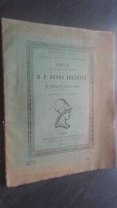 Instrucciones R.p. H. Thedenat A. Blanchet F. Didot París 1920 Frontispicio ABE