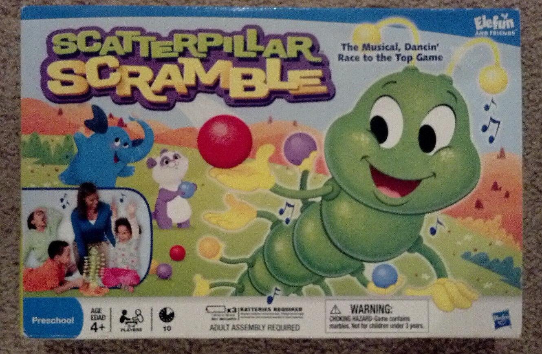 New Hasbro Hasbro Hasbro Scatterpillar Scramble Kids Game 2afd2d