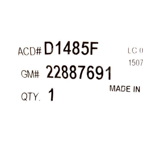 OEM NEW Ignition Switch 07-14 Silverado Sierra Yukon Tahoe Escalade 22887691