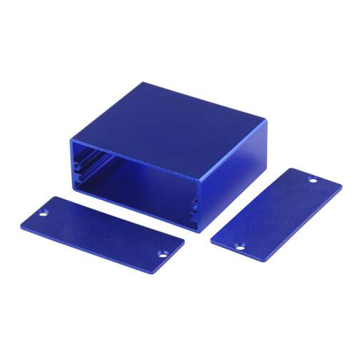 Aluminum Project Box Enclosure Case Project Electronic DIY 50x58x24mm NEW Hot