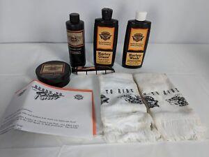 NOS-Harley-Davidson-Cleaning-Detailing-Motorcycle-Harley-Glaze-Wash-Brand-New