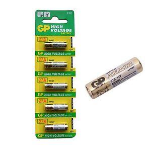 1x pila gp gp27a lr27a mn27 l828 27a bateria 12v ebay - Pila 23a 12v ...