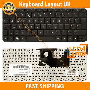 Detalles de Nueva Laptop Hp Mini 210-1095NR 210-1094NR 210-1055NR Teclado  Reino Unido Layout- ver título original
