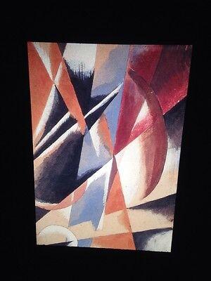 "Honest Lyubov Popova ""composition 1920"" Russian Avant-garde Art 35mm Slide Art"