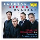 Complete Recordings On DG (Ltd.Edt.) von Emerson String Quartet (2016)