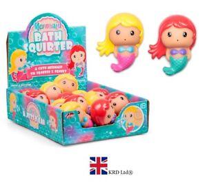 Mermaid Bath Gicleur Squirt Jouet Kids Baby Shower Water Jouer Faveur Cadeau UK-afficher le titre d`origine Reu5DIKT-07191620-300959418