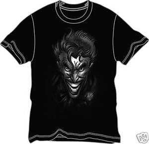 Batman-Jokers-Face-2XL-T-Shirt