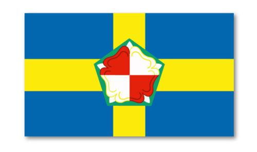 2 X PEMBROKESHIRE EMBLEM FLAG VINYL STICKERS CAR VAN TRUCK TAXI LORRY