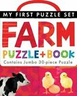 Farm Puzzle + Book by Tiger Tales (Mixed media product, 2014)