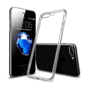 COVER-CUSTODIA-per-IPHONE-8-8-PLUS-APPLE-TRASPARENTE-MORBIDA-SOTTILE-TPU-SLIM