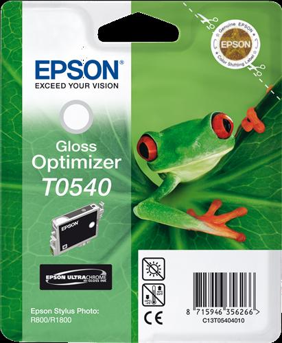 Epson Original T0540 (C13T05404010) Cartouche d'encre incolore 07/2019