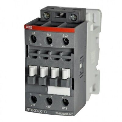 ABB AE16-30-00 Contactor With 24 Volt DC Coil