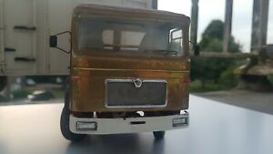 Rare-VINTAGE-Model-MAN-Articulated-TRUCK-Amazing-Model