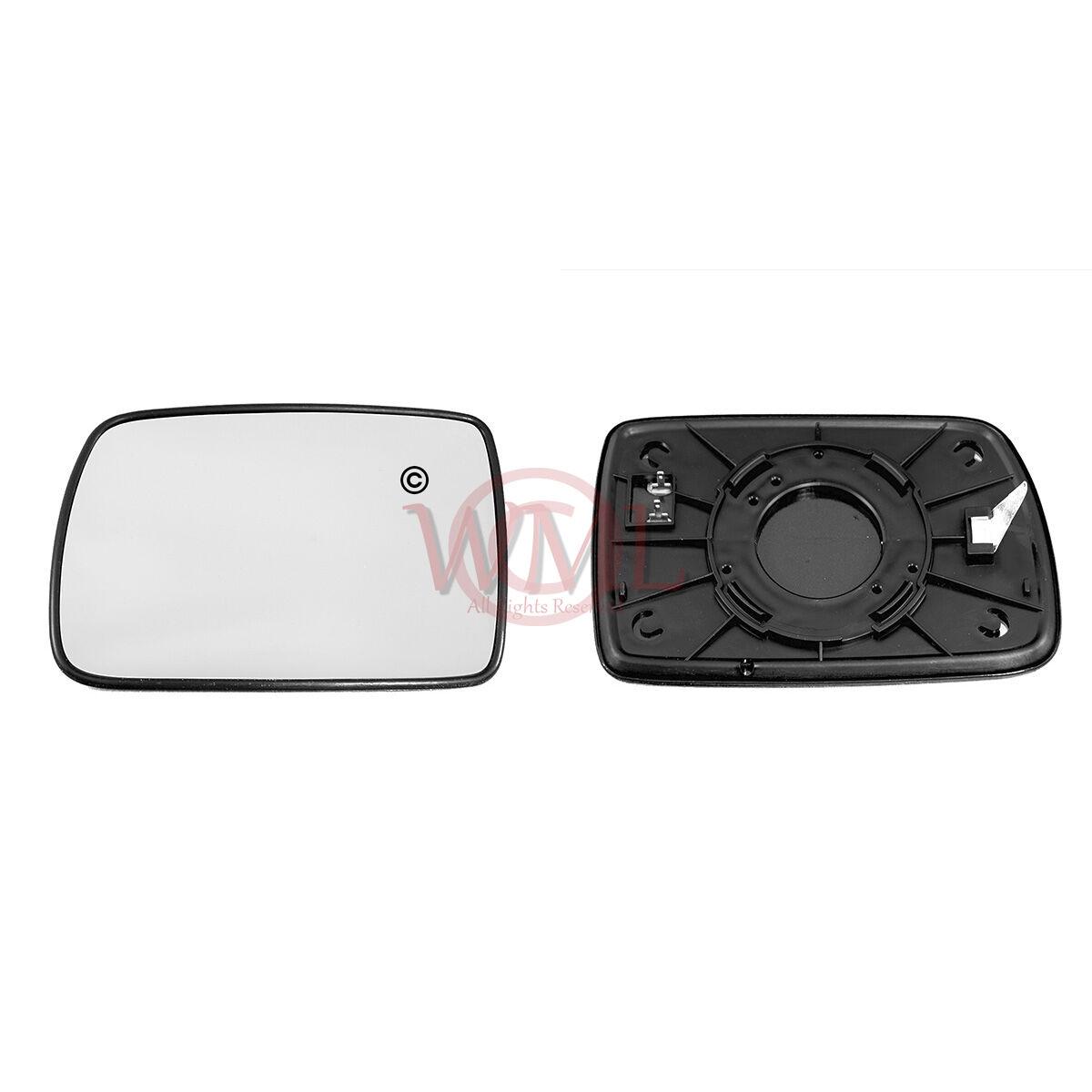 Para Ford S-MAX//KUGA 2006-2015 Ala Vidrio Espejo Convexo Con Calefacción Lado Izquierdo//D034