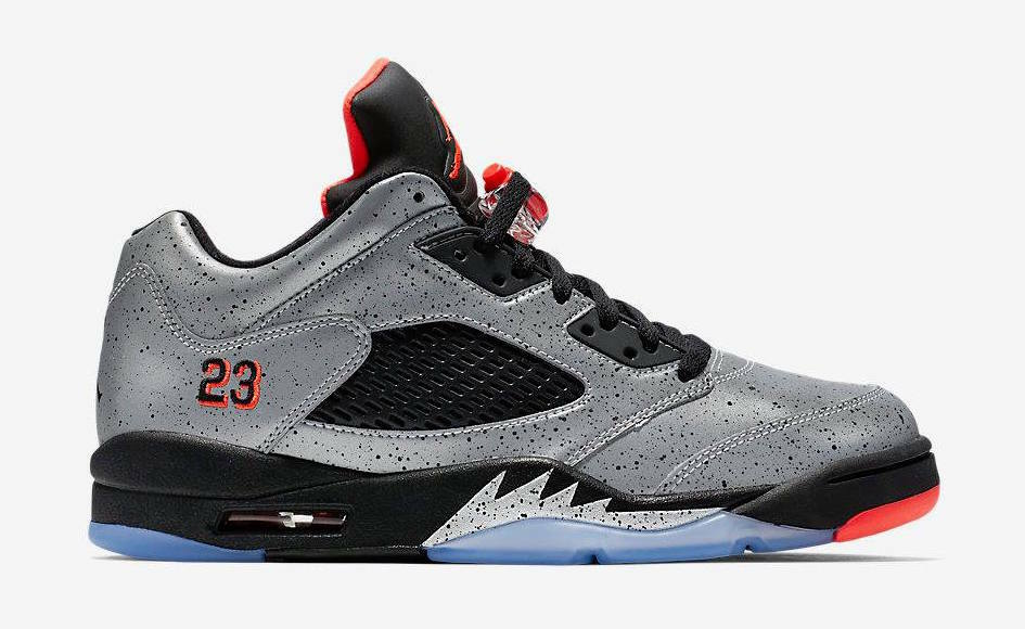 2018 Nike Air Jordan 5 V Retro Low Neymar Size 13. 846315-025 1 2 3 4 6