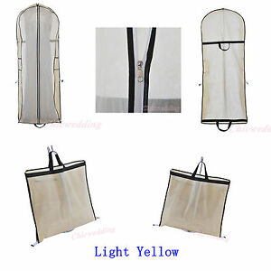 Bridal Garment Bags Wedding Ball Gown Dress Suit Storage Bags Wedding Accessory